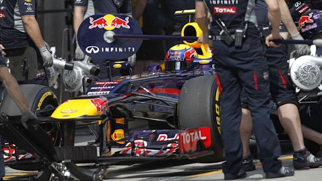 Mark Webber (Reuters)