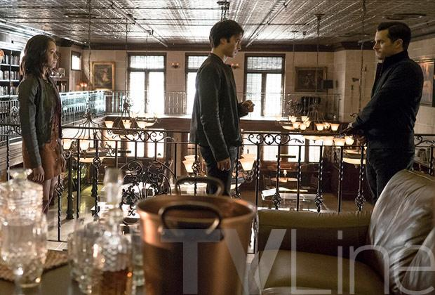 The Vampire Diaries: First Look at New Mystery Organization 'The Armory'