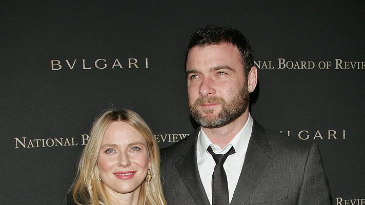 National Board of Review of Motion Pictures Awards Gala New York 2009 Naomi Watts Liev Schreiber