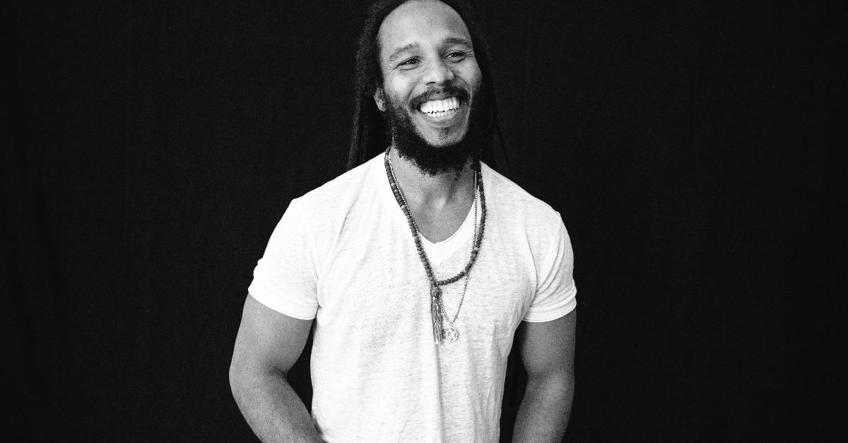 Exclusive Ziggy Marley Interview!