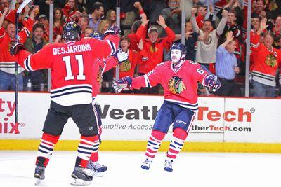 NHL Live Wire: This is what it sounded like when the Blackhawks forced Game 7