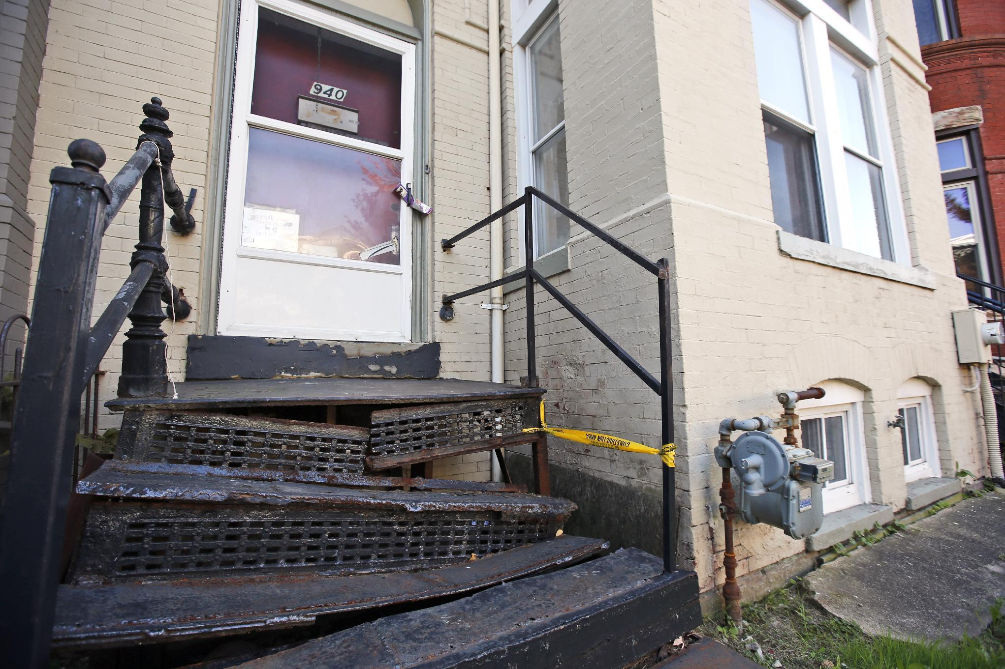 In DC, public housing tenants forced out, then homes flipped