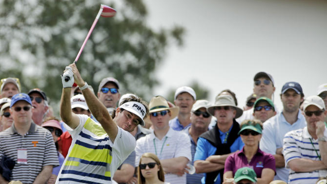 Masters gets colorful pairing with Poulter, Fowler