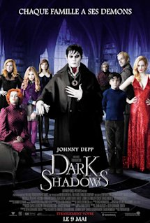 Poster de Dark Shadows