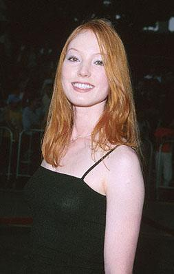 Alicia Witt at The Chinese Theater premiere of Paramount's Mission Impossible 2