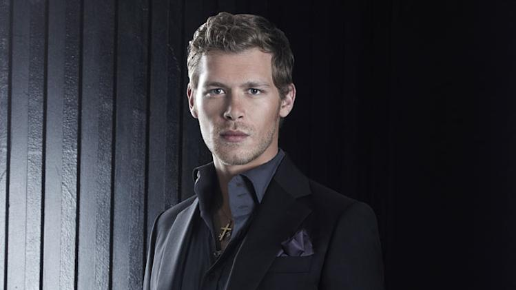 "Joseph Morgan as Klaus in ""The Vampire Diaries."""