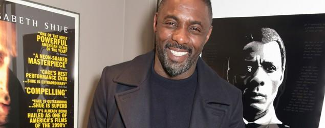Idris Elba 'too street' to play Bond, author says