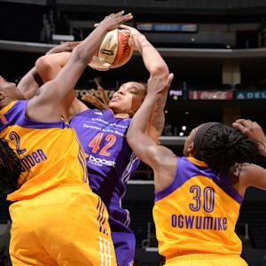 Mercury vs. Sparks - Game 2