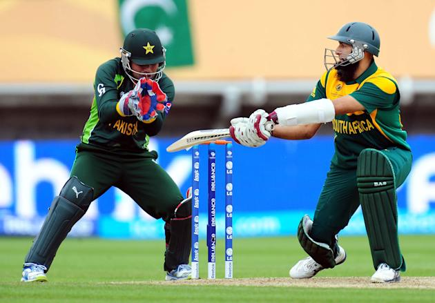 Cricket - ICC Champions Trophy - Group B - Pakistan v South Africa - Edgbaston