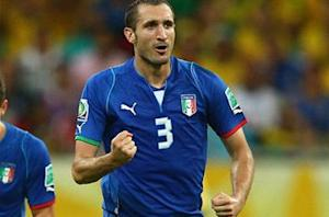 'Balotelli is our greatest talent, Pirlo is sensational' - Chiellini on his Italy teammates
