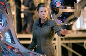 Jessica Biel in Columbia Pictures' Stealth