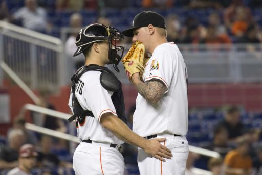 Marlins players fail to show for charity event