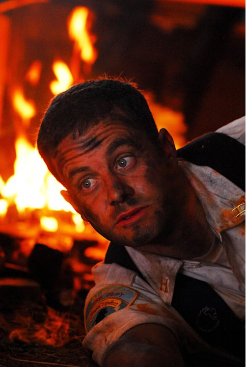Kirk Cameron Fireproof Production Stills Samuel Goldwyn 2008