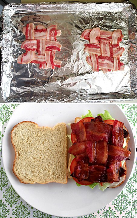 RIGHT WAY: BLT