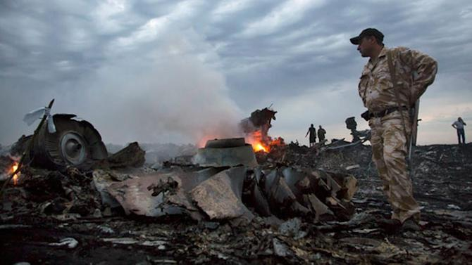 Ukraine: Pro-Russia rebels downed Malaysian plane