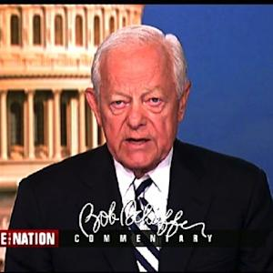 "Bob Schieffer: ""In a world gone mad, what is to be learned?"""