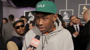 Grammys 2013: Tyler, the Creator Says Frank Ocean Is 'Still the Same Weirdo' (Video)
