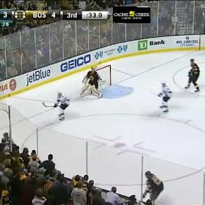 Sharks at Bruins / Game Highlights