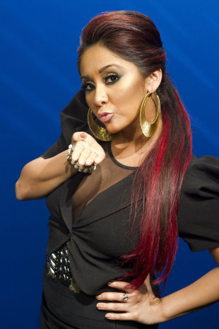 "Rumors are swirling that Nicole ""Snooki"" Polizzi is pregnant. Sources tell ..."