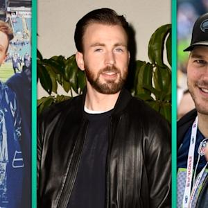 Seahawks vs. Patriots: Which Side are the Celebrities On This Super Bowl?