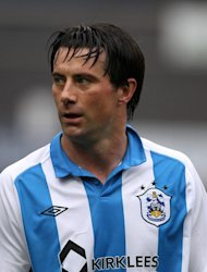 Alan Lee joined Huddersfield from Crystal Palace in 2010