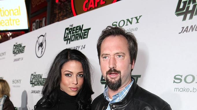 The Green Hornet LA Premiere 2011 Tom Green