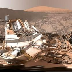 NASA Releases 360-Degree Video Of Martian Surface