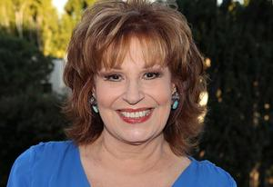 Joy Behar | Photo Credits: FilmMagic