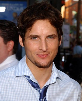 "Premiere: Peter Facinelli at the Hollywood premiere of HBO's ""Six Feet Under"" - 6/2/2004"