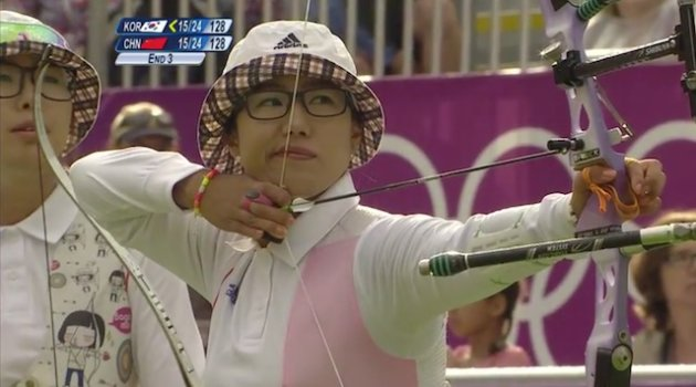 Photos: More images of archery