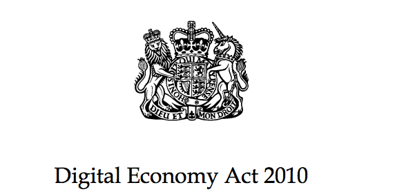 digital economy act