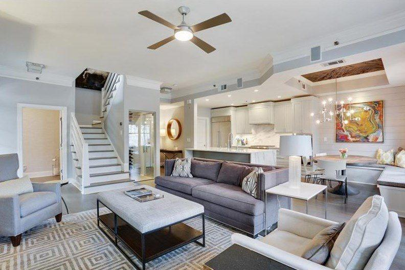 Revamped Midtown Townhouse Packs Big Wow For a Price