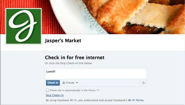 DNP Facebook and Cisco to offer WiFi