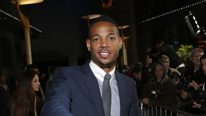 "Marlon Wayans attends the premiere of ""A Haunted House"" at the Arclight Hollywood on Thursday, Jan. 3, 2013, in Los Angeles. (Photo by Todd Williamson/Invision/AP)"