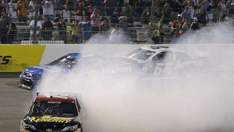 NASCAR seeks to restore credibility after scandal