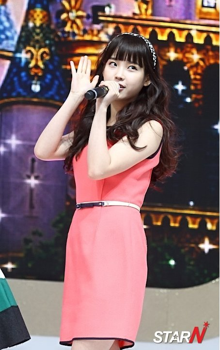 IU to have her first Japanese solo concert