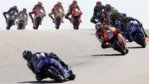 2012, start Aragon, MotoGp, Reuters