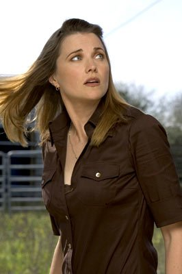 Lucy Lawless CBS's Locusts