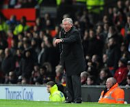 Sir Alex Ferguson still believes other teams outside Manchester can chellenge for the title