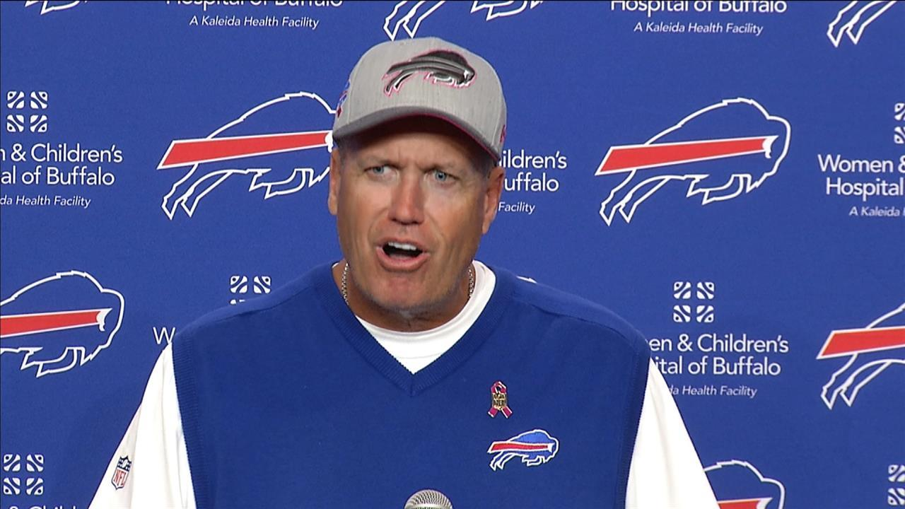 Rex Ryan: 'Give me a team that's got some fight'