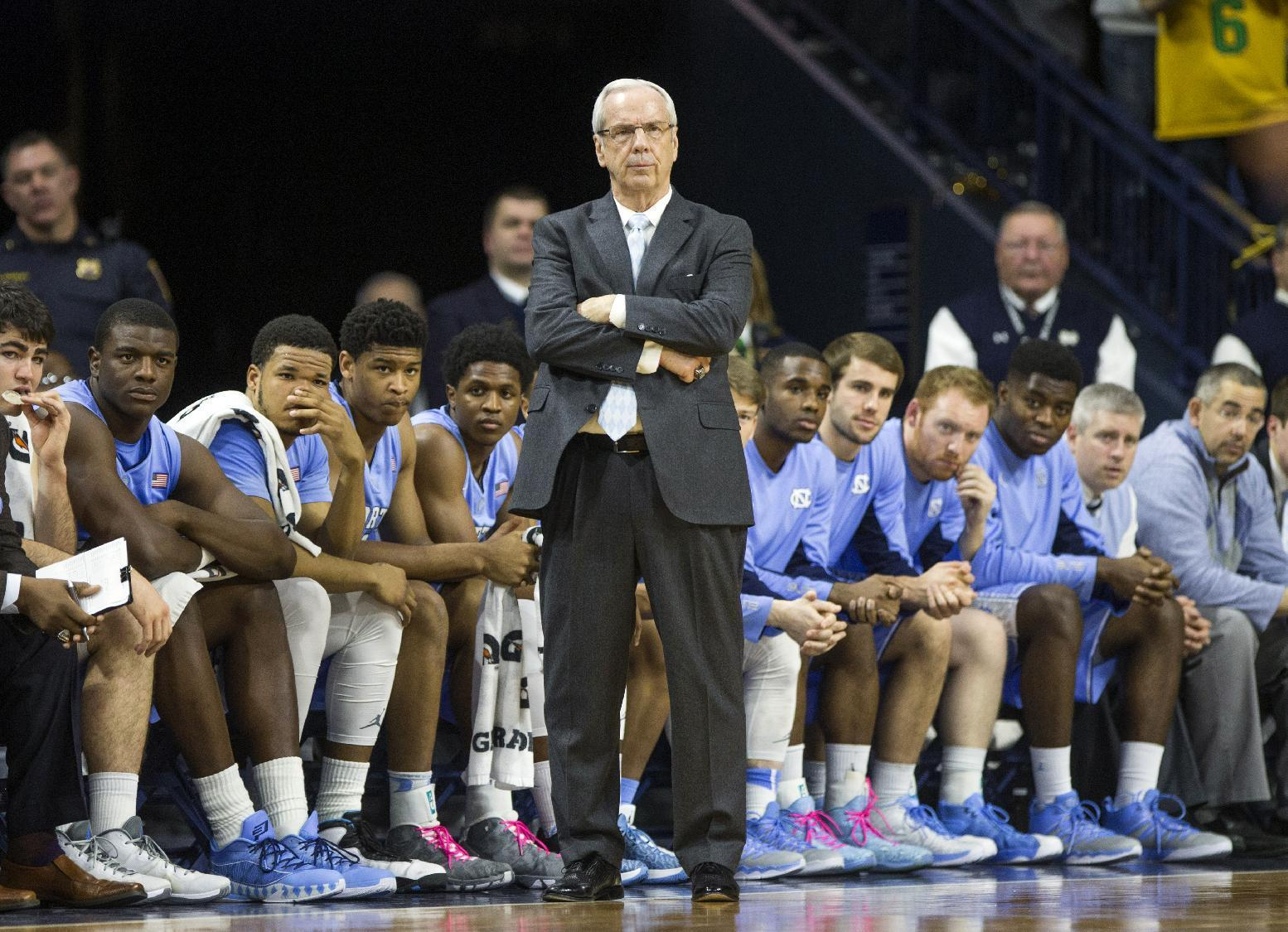 North Carolina's NCAA academic case stuck in holding pattern