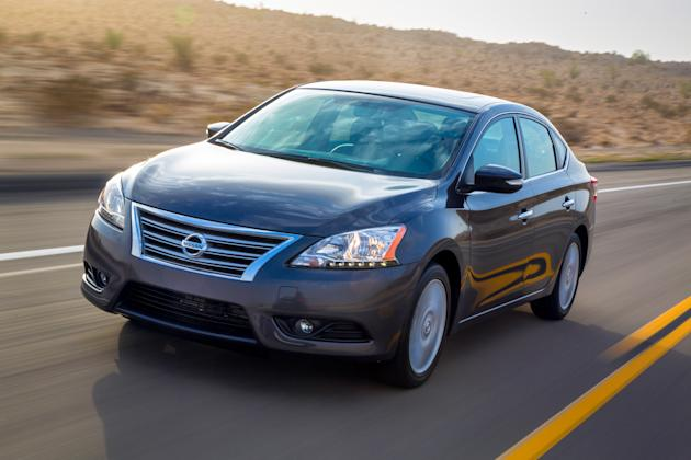 New Nissan Sentra looks like Altima