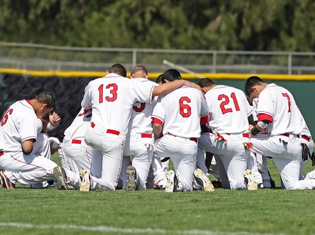 The Ayala baseball team — AyalaBulldogsBaseball.com