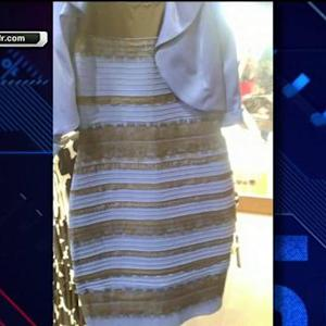 What color was the dress?