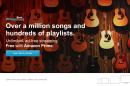 Amazon music streaming comes to UK