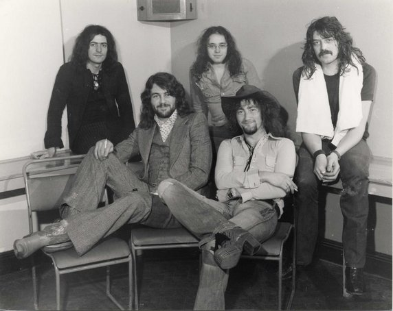 "Deep Purple  : Histoire d'un tube : ""Smoke On the Water"" de Deep Purple a 40 ans"