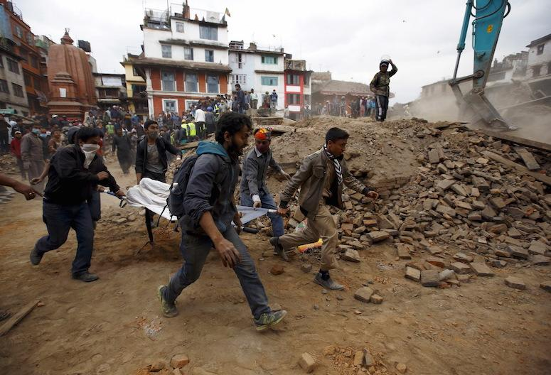 As Aftershocks Hit Nepal, Death Toll Climbs Past 2,000