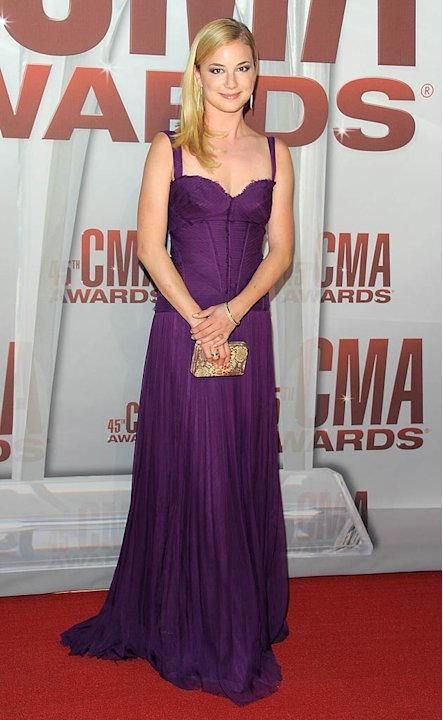 Emily Van Camp CMA Awards