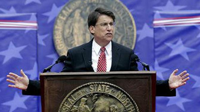 McCrory defends salary bump for cabinet members