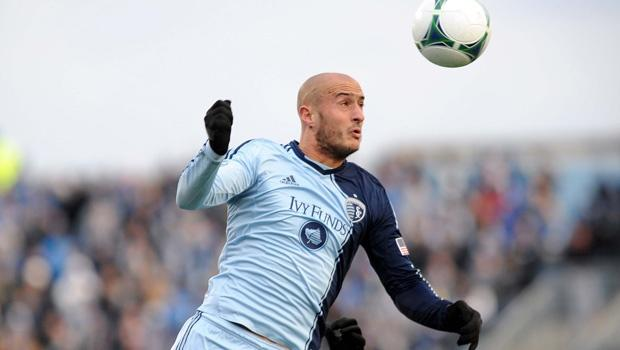 Sporting Kansas City's Aurelin Collin savors road trips, opportunities to visit America's great cities